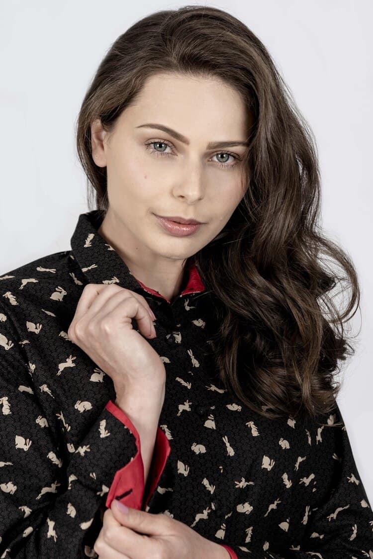 ZOE Bunnies luxury Oxford Cotton shirt